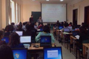 Ngành Tài chính đào tạo cán bộ theo chuẩn tin học ICDL