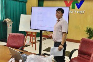 """Khóa học """"Chuẩn hóa kỹ năng sử dụng CNTT theo tiêu chuẩn quốc tế ICDL"""" cho Đài truyền hình Việt Nam (VTV)"""