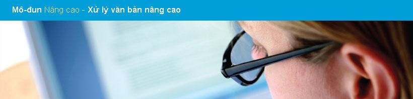 MDNC Xu Ly Van Ban Nang Cao