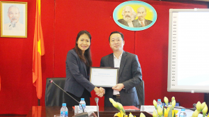 Trường Cao đẳng Cơ điện Hà Nội trở thành Trung tâm khảo thí ICDL
